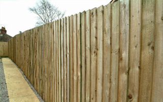 Devon Fencing Panels