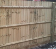 Fencing panels Devon