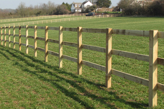 Devon Fence Posts