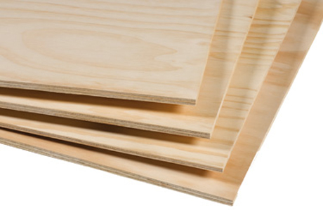 Exeter Softwood Ply
